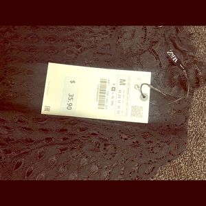 Zara shirt, brand new with tags